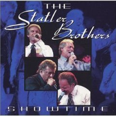 the statler brothers - showtime CD 2001 music box crossroads used mint barcode punched