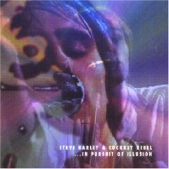 steve harley & cockney rebel - in pursuit of illusion CD 2000 burning airlines radio bremen UK mint