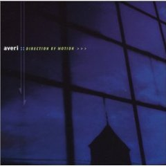 averi - direction of motion CD 2001 averi music used mint