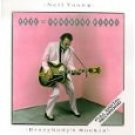 neil young - everybody's rockin' CD 1983 geffen made in france used mint