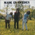 made in sweden - made in england CD 2001 universal sonet made in EU used mint