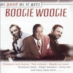 as good as it gets boogie woogie - various artists CD 2-discs 2000 disky mint