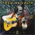 paco de lucia - luzia CD 1998 blue thumb records polygram spain used mint