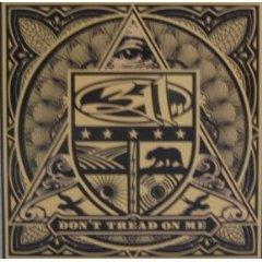 311 - don't tread on me CD single 2005volcano zomba 1 tracks used mint