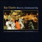 ray charles - blues in a sentimental key CD 1998 newsound 2000 used mint