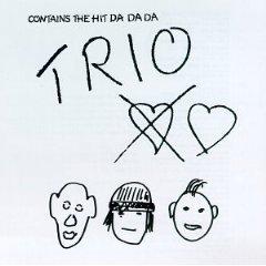 the trio - da da da CD 1997 mercury used mint