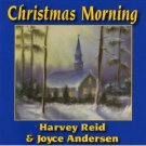 harvey reid and joy anderson - christmas morning CD 2005 woodpecker new factory sealed
