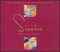frank sinatra - duets and duets II limited edition CD 3-disc boxset 1998 capitol brand new