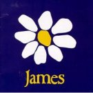 james - james CD 1991 fontana polygram used barcode punched