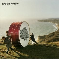 the rumble strips - girls and weather CD 2007 universal UK used mint