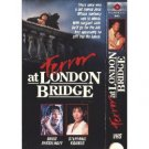 terror at london bridge VHS 1989 fries home video used mint