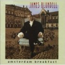 james blundell - amsterdam breakfast CD 1999 EMI sun moon printed in australia used near mint