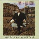 james blundell - amsterdam breakfast CD 1999 EMI sun moon printed in australia used near mint
