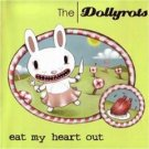 the dollyrots - eat my heart out CD 2003 panic button lookout used mint