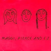 maggie pierce and e.j. CD 1998 emp records used mint