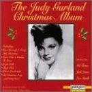 the judy garland christmas album CD 1995 delta laserlight used mint