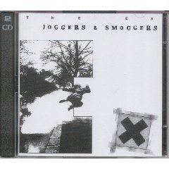 the ex - joggers & smoggers CD 2-disc set 1989 1992 ex records fist puppet import mint