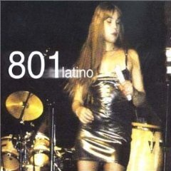 801 latino - various artists CD 2001 expression records 12 tracks new