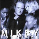 mikey graham - meet me halfway CD 2001 public records made in england used mint