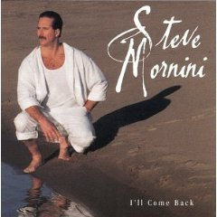 steve mornini - i'll come back CD 1995 IAFT music used mint