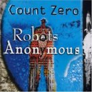 count zero - robots anonymous CD 2001 pineapple pond used mint