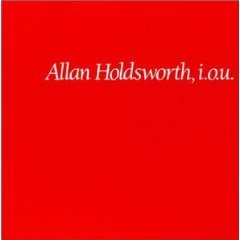 allan holdsworth - i.o.u. CD 1985 restless used near mint