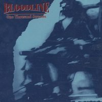bloodline - one thousand screams CD ep 1993 doghouse cargo used mint