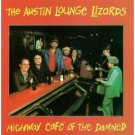 the austin lounge lizards - highway cafe of the damned CD 1988 watermelon used mint