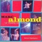 marc almond - 12 years of tears live at royal albert hall CD 1993 sire warner mint