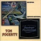 tom fogerty - zephyr national & myophia CD 1999 zyx brand new factory sealed