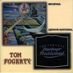 tom fogerty - zephyr national & myophia CD 1999 zyx brand new factory sealed