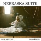 nebraska suite - rick kuethe solo piano CD 1989 fire husker 11 tracks used mint