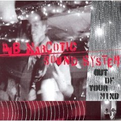 dub narcotic sound system - out of your mind CD 1998 k records used mint