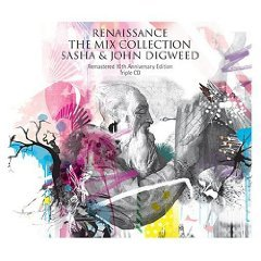 renaissance the mix collection sasha & john digweed CD 3-discs set 2004 used mint
