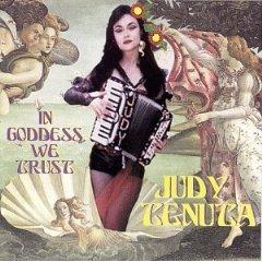 judy tenuta - in goddess we trust 1995 major music goddess entertainment used mint