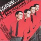 kraftwerk - the man-machine CD 1978 capitol klingklang made in UK used mint