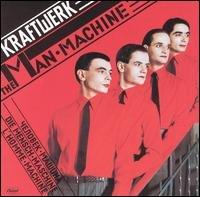 kraftwerk - the man-machine CD 1978 capitol klingklang made in UK used mint