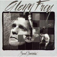 glenn frey - soul searchin' CD 1988  MCA used mint
