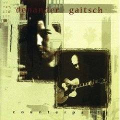 denander / gaitsch - counterparts CD 1998 angelynn music used mint