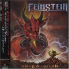 feinstein - third wish CD 2004 yamaha music japan used mint no obi strip