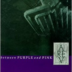 area - between purple and pink CD 1989 projekt used mint