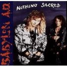 babylon AD - nothing sacred CD 1992 arista BMG Direct used mint