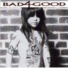 bad 4 good - refugee CD 1992 interscope atlantic used mint