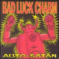 bad luck charm - auto-satan CD 1998 13 records 7 tracks used mint