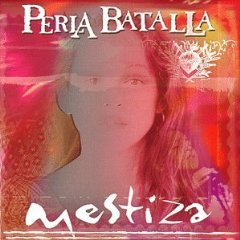 perla batalla - mestiza CD 1998 mestiza mechuda used mint