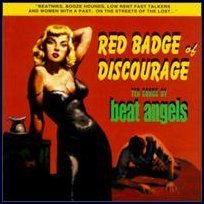 beat angels - red badge of discourage CD 1997 epiphany used mint