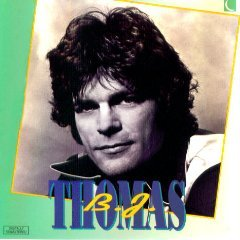 B.J. thomas - self-titled CD 1994 eclipse 10 tracks used good