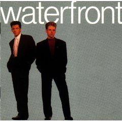 waterfront - waterfront CD 1989 polydor polygram used mint