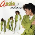 angie alan - angie alan CD 1990 frontline used mint