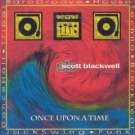 scott blackwell - once upon a time CD 1993 myx records used mint